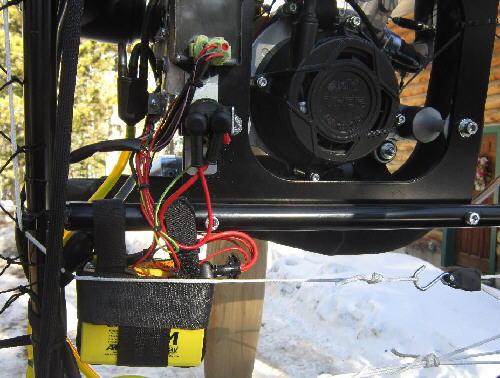 My THOR 250 Powered SKYMAX PPG Quad