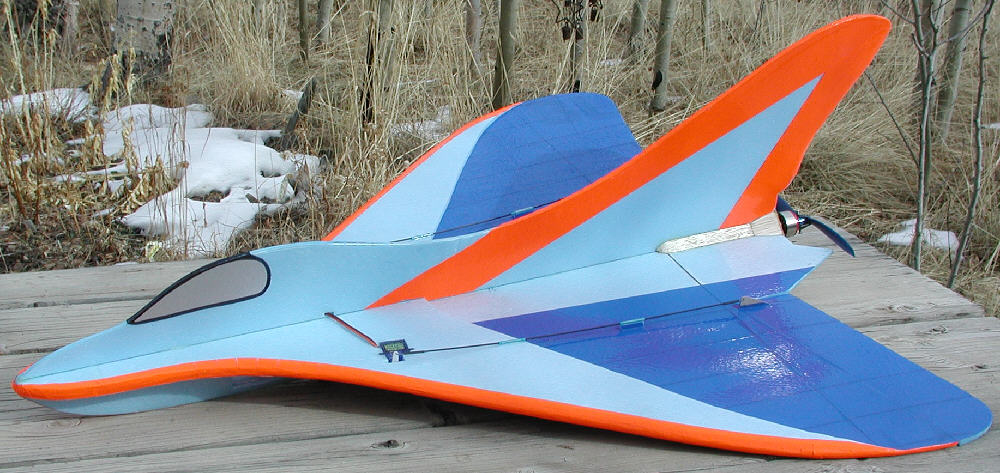 The Skyray F4d